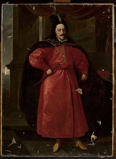 Portret króla Jana II Kazimierza Wazy (1609-1672)