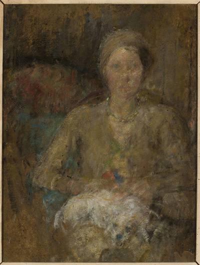 Portret Zofii Kulaszyńskiej
