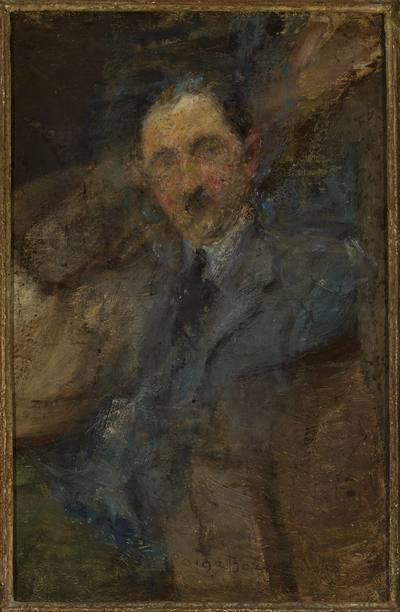 Portret prof.Jerzego Sienkiewicza