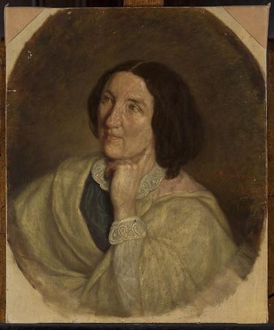 Portret Izabeli z Czartoryskich Działyńskiej