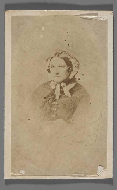Portret Konstancji Górskiej