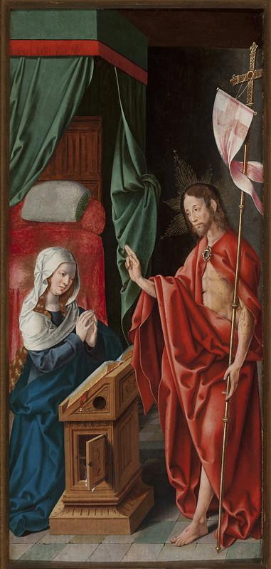 Chrystus pojawiający się Marii