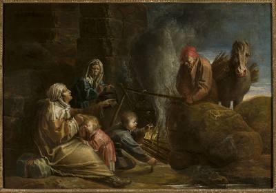 Obóz cygański