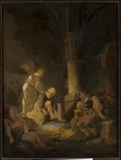 Uwolnienie św. Piotra z więzienia