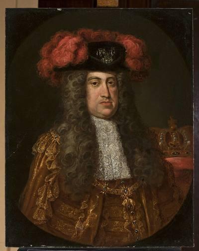 Portret Karola VI
