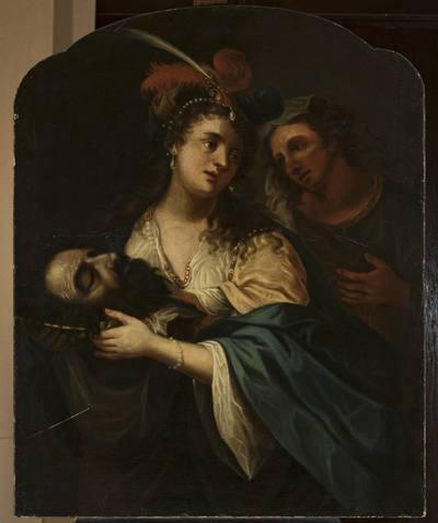 Salome z głową św. Jana Chrzciciela