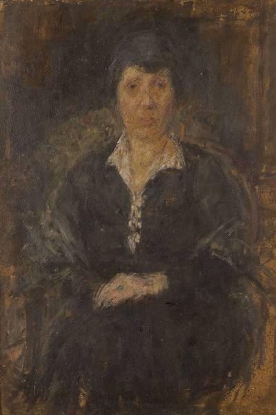 Portret pani Drzewieckiej