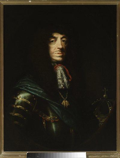 Portret króla Jana II Kazimierza (1609-1672)