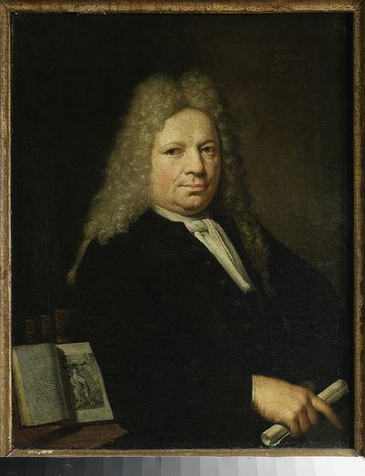 Portret Daniela Willincka (1676-1722), poety holenderskiego