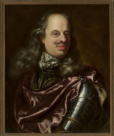 Image from object titled Portret Piotra I Wielkiego