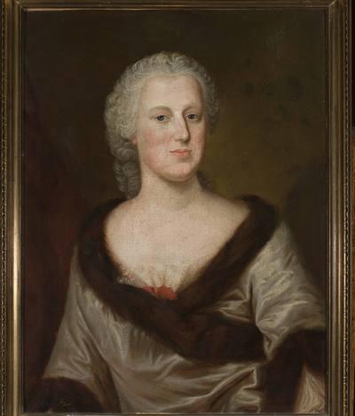 Portret Marii Anny z Kolowratów Brühlowej (1717-1762)