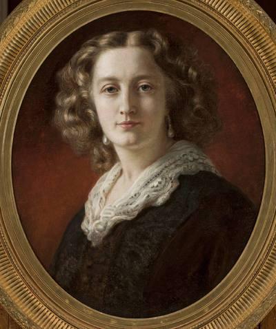 Portret Zofii z Branickich Odescalchi
