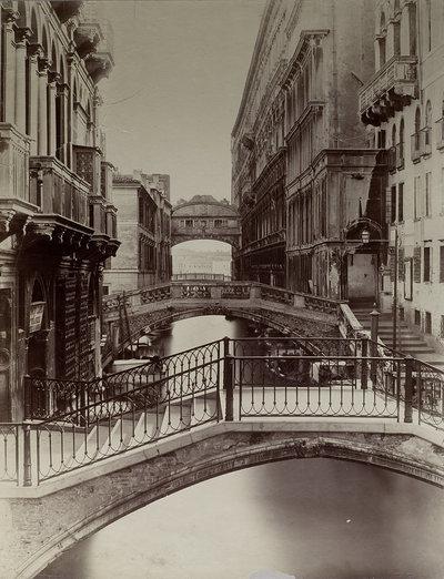 Wenecja. Most Westchnień [Ponte dei Sospiri]