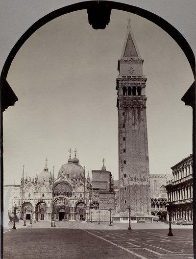 Wenecja. Bazylika św. Marka