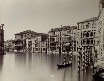 Wenecja. Canal Grande