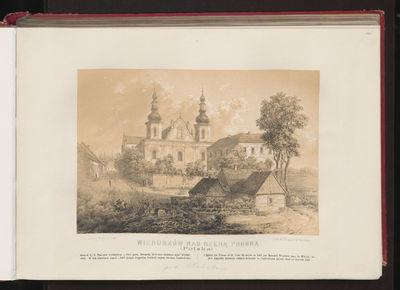 Wieruszów nad rzeką Prosną