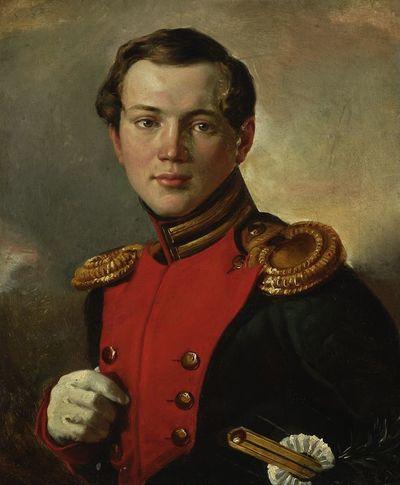 Portret Stanisława Chomińskiego (1804-1886)