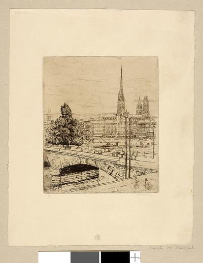 Pont Corneille w Rouen