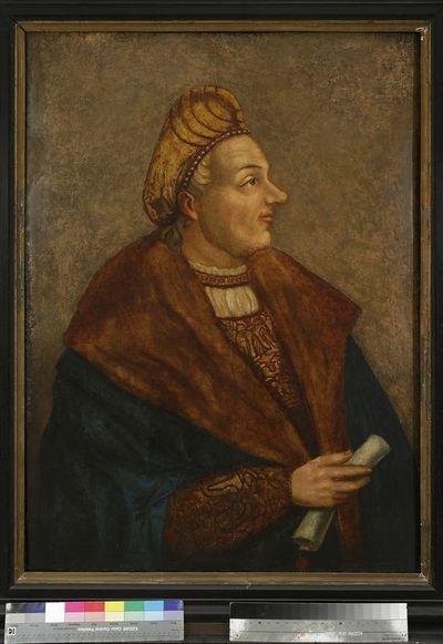 Portret Zygmunta I Starego ? (1467-1548), króla Polski
