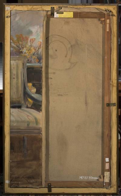 Portret Karola Krystalla jako chłopca