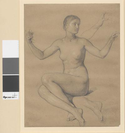 Akt kobiecy, studia ramienia i stopy
