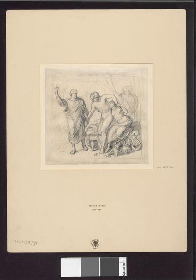 Socrates und Alcibiades