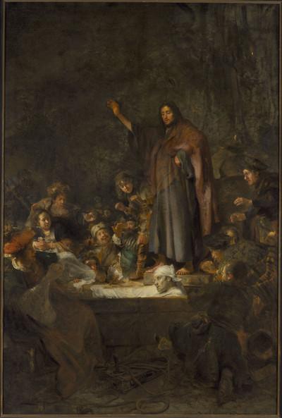 Wskrzeszenie Łazarza (J 11, 41-44)