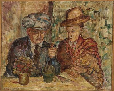 Rozmowa (F. Kowarski i T. Gronowski)