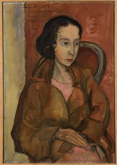 Portret Marii Prochaska