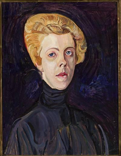 Portret pani T.