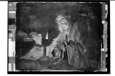 Święty Piotr w modlitwie