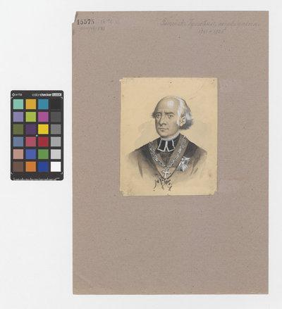 Portret Tymoteusza Gorzeńskiego, arcybiskupa gnieźnieńskiego i poznańskiego