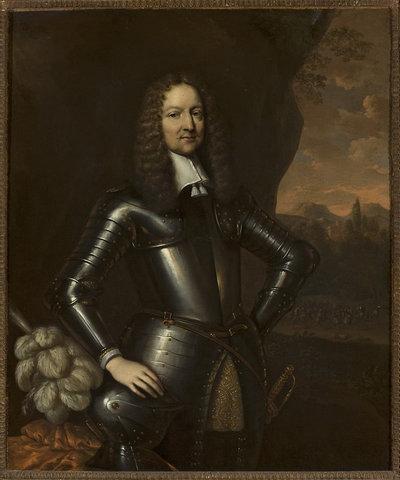 Portret Kronprinza Wilhelma Heinricha zu Brandenburg