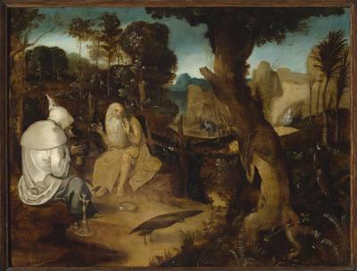 Św. Antoni i św. Paweł