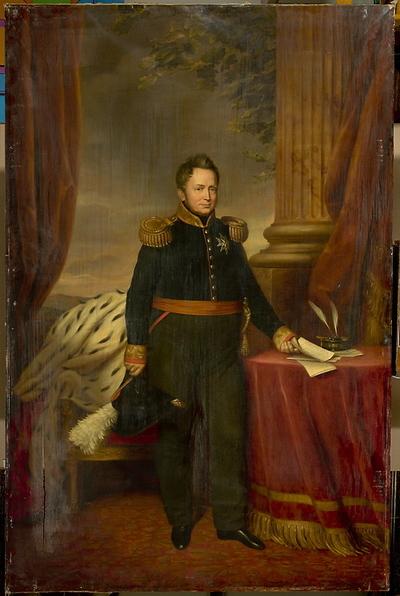Portret Willema I, króla holenderskiego