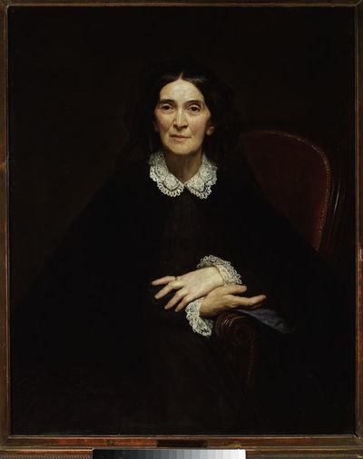 Portret matki artysty