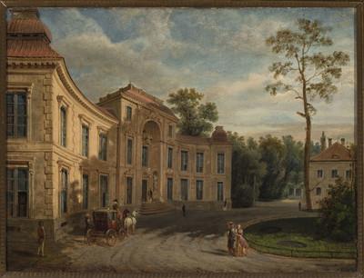 Pałac Myślewicki w Łazienkach