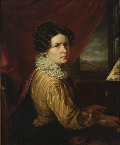 Portret Karoliny Towiańskiej