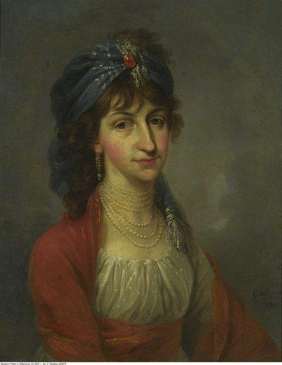 Portret Kazimiery Wilżyny