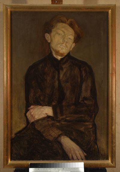 Portret Wacława Borowskiego