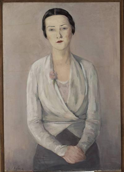 Portret pani Błeszyńskiej