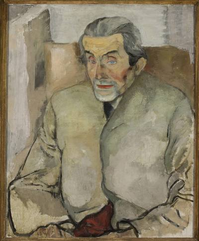 Portret Józefa Mickiewicza