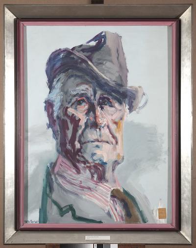 Portret Bronisława Młynarskiego