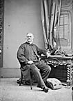Image from object titled [Revd William Rees (Gwilym Hiraethog, 1802-83) (1863)]