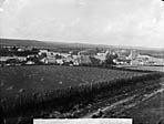 Image from object titled view of Tregaron from Pen-pica]
