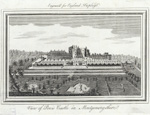 Image from object titled View of Powis Castle in Montgomeryshire