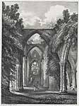 Image from object titled Tintern Abbey. North Window