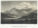 Image from object titled Snowdon from Capel careig