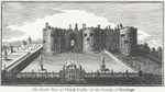 Image from object titled north view of Chirck [i.e. Chirk] Castle, in the county of Denbigh