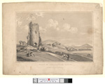 Image from object titled Ruins of Aberystwith Castle from the N.W